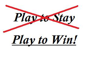 You can get a girl on Facebook if you don't play to stay, but play to win