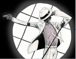 Thanks to MJ's smooth criminal you'll now know how to impress a girl on the phone