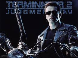 The Terminator also has some internet date tips for you...