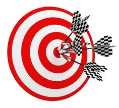 The best tip for how to improve confidence is create targets you can aim at, set some goals!