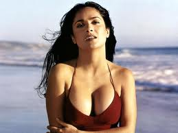 Want to learn what attracts women as hot as Salma Hayek? Get my free ebook!