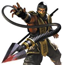 You're about to find out what Scorpion of Mortal Kombat has to do with what to text a girl